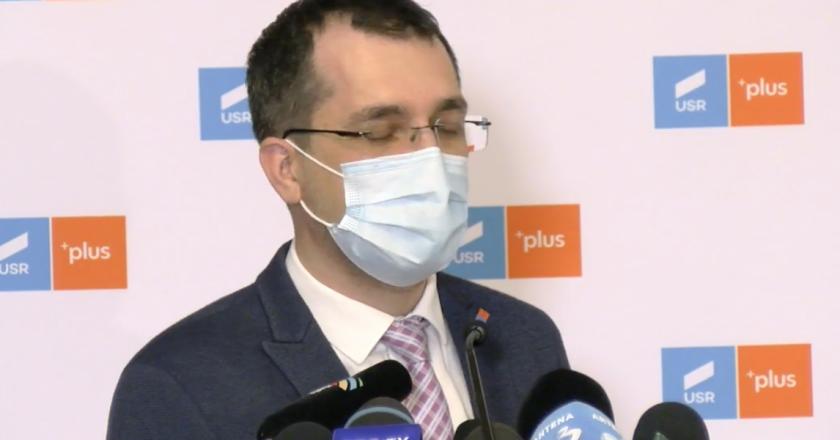 PNL îi salvează cariera lui Vlad Voiculescu, ministrul demis pentru o ilegalitate