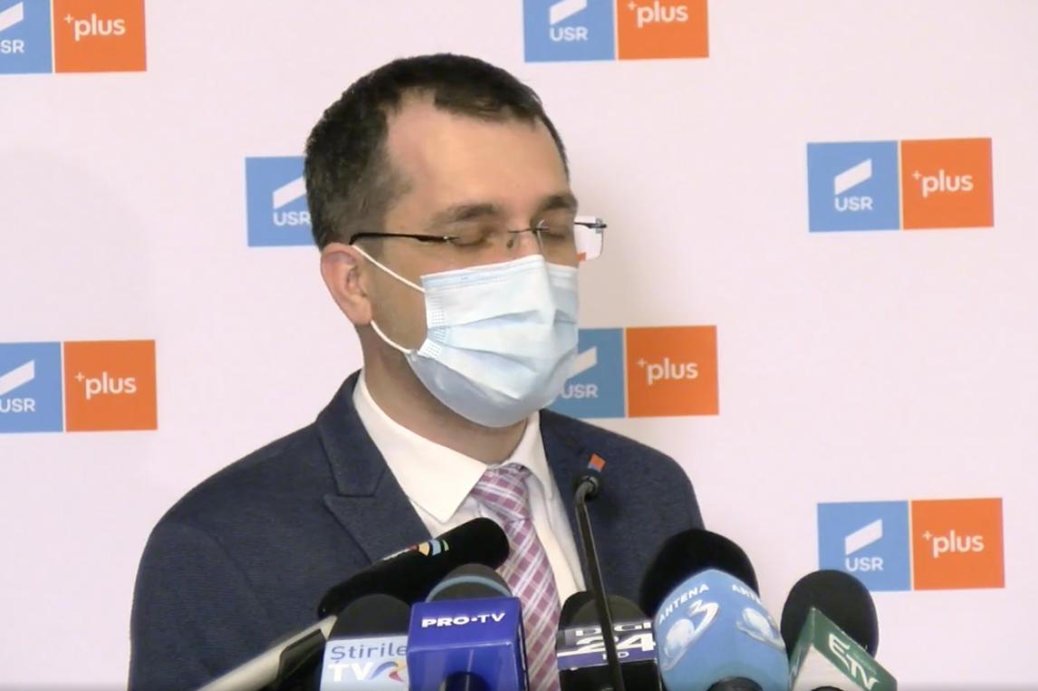 COMUNISM: Voiculescu a propus intervenția statului împotriva dizidenților