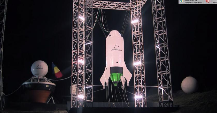 #LansămRomania – EcoRocket, primul satelit românesc. România devine a doua țară europeană care lansează un satelit