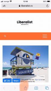 Adaugă Liberalist.ro pe telefon!
